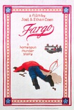 Fargo Official Movie Poster Print Plakater