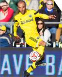 Apr 5, 2014 - MLS: Toronto FC vs Columbus Crew - Federico Higuain Posters by Trevor Ruszkowski