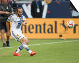 2014 MLS Cup Final: Dec 7, New England Revolution vs LA Galaxy - Landon Donovan Prints by Kyle Terada