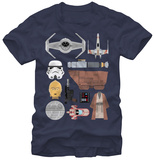 Star Wars- The Essentials Shirts