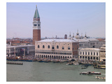 San Marco Church and Square Poster