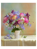 Colorful Flower Stilllife Art