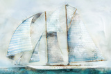 Sailboat Blues Prints by Edward Selkirk