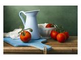 Tomatoes Bowl & Jug Still Life Prints