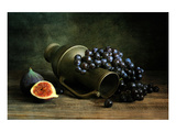 Still Life with Grapes Prints