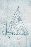 Danielas Sailboat I Prints by Aimee Wilson