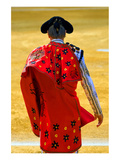 Bullfighter Entering Bullring Prints