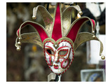 Carnival Mask Venice Italy Posters