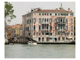 Venice Houses By Canal Italy Prints