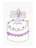 Birthday Cake Fairy Prints