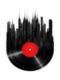 Vinyl City Posters