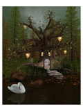 Secret Fantasy House Posters