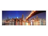 Queensboro Bridge to Manhattan Posters