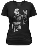 Women's: David Bowie- New Era Rock T-shirts