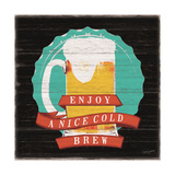Cold Beer Prints by Sam Appleman