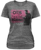 Juniors: Otis Redding- King Of Soul T-Shirt