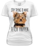Juniors: Fetch Shirts
