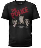 The Police- Outlandos D'amour T-shirts