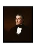Zachary Taylor, C.1850 Giclée-Druck von John Vanderlyn