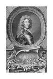 Frederick, Duke of Schomberg (1615-90) Giclee Print by Godfrey Kneller