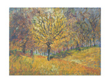 November in Hyde Park, 1997 Giclee Print by Patricia Espir