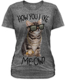 Women's: How You Like Meow Bluser