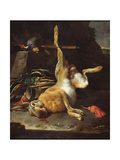 Hare Giclee Print by Melchior de Hondecoeter