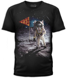 Ballin Space Cat T-shirts