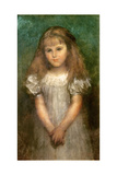 Nellie Ionides Giclee Print by George Frederick Watts