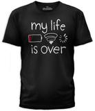 My Life Is Over Vêtement