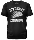 It's Tuesday Somewhere T-shirts