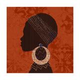 Nairobi Spice 2 Prints by Bella Dos Santos