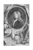 Portrait of Thomas Marquis of Wharton (1648-1715) Giclee Print by Godfrey Kneller