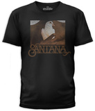 Santana- Greatest Hits Cover T-shirts