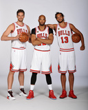 Chicago Bulls Media Day Photo by Randy Belice