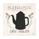 Buona Vista Coffee Print by Arnie Fisk