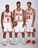 Chicago Bulls Media Day Photo af Randy Belice