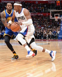 Golden State Warriors v Los Angeles Clippers Foto af Andrew D Bernstein