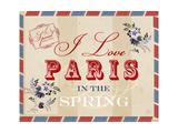 Violet's Love Letter 2 Poster by Violet Leclaire