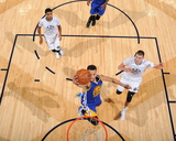 Golden State Warriors v Denver Nuggets Photo by Garrett Ellwood