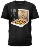 Life Is Like A Box T-shirts