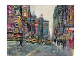 New York Collage 1 Art by Patti Mollica