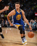 Golden State Warriors v Denver Nuggets Foto av Garrett Ellwood