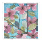 Blossoming Duo 1 Prints by Norman Wyatt Jr.