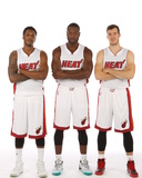 Miami Heat Media Day 2015 Photo by Issac Baldizon