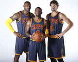 Cleveland Cavaliers Media Day Photo af Gregory Shamus