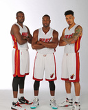 Miami Heat Media Day 2015 Photo af Issac Baldizon