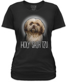 Juniors: Holy Shih Tzu T-Shirt