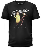 Blondie- Stage Magic T-Shirt