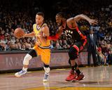 Toronto Raptors v Golden State Warriors Photo af Noah Graham